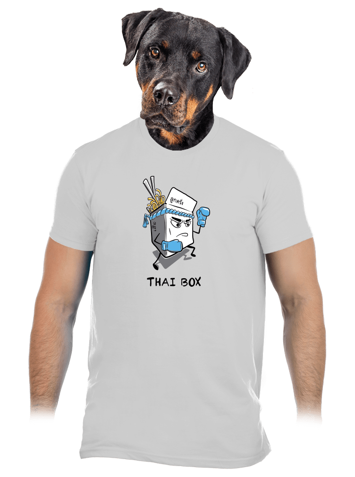 Thai box pánské tričko