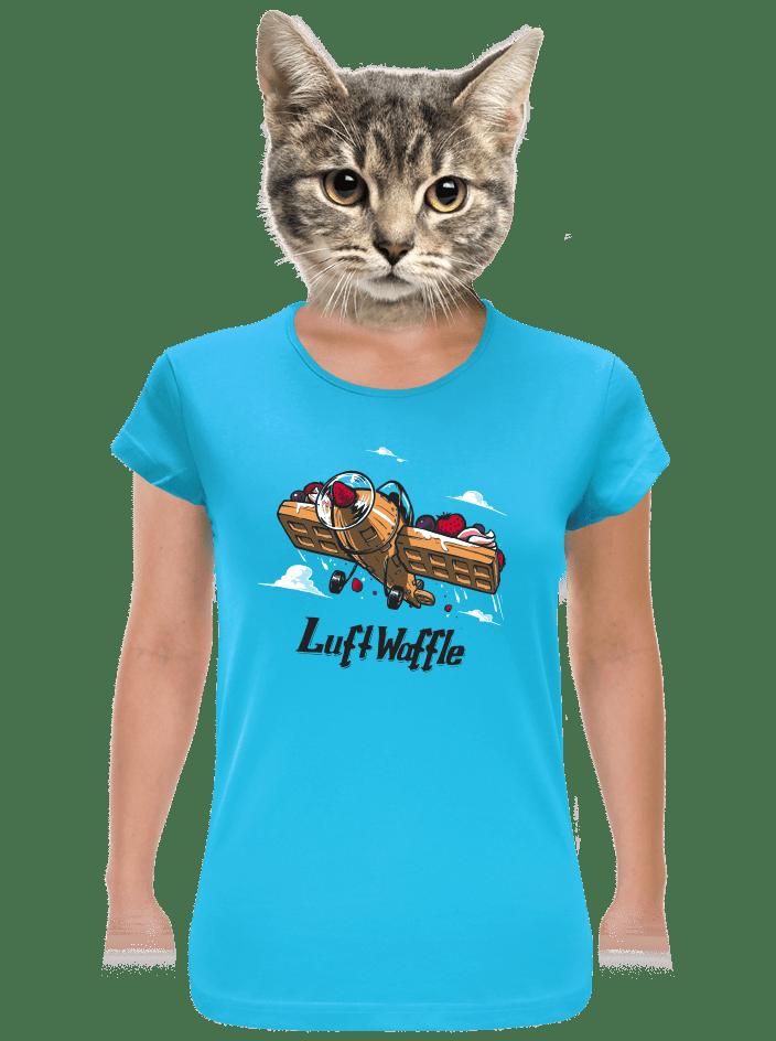 Luftwaffle dámské tričko