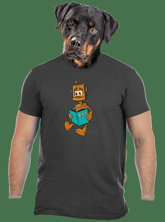 R.U.R. pánské tričko