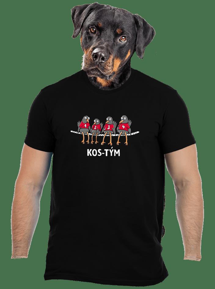 Kos-tým pánské tričko