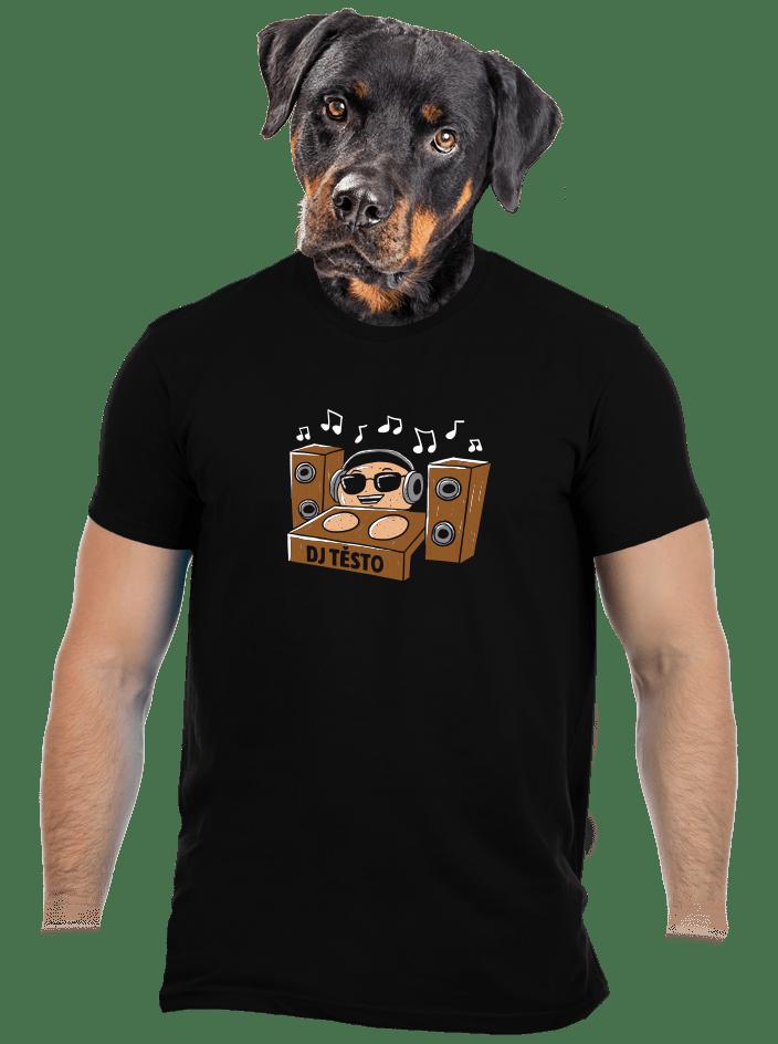 DJ těsto pánské tričko