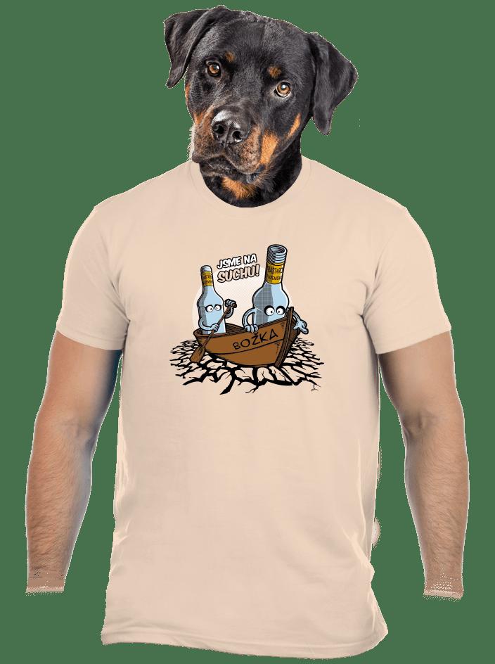 Na suchu pánské tričko