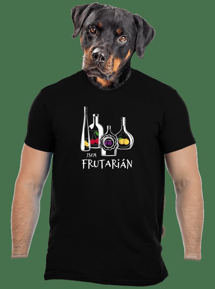 Frutarián pánské tričko
