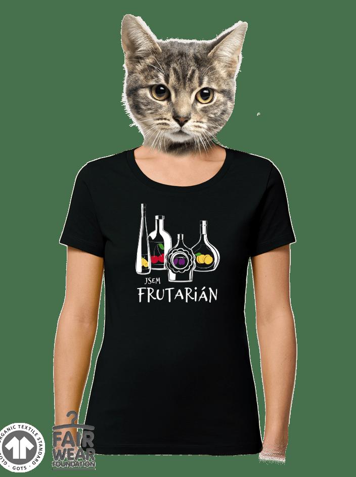 Frutarián dámské BIO tričko