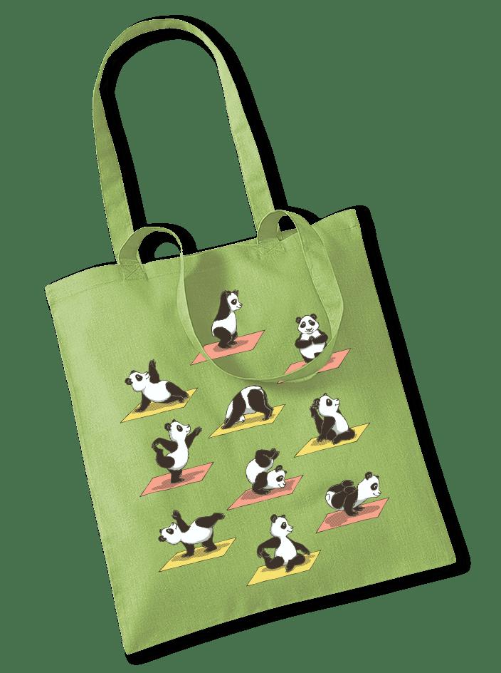 Pandí jóga taška