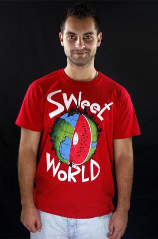 Sweet World pánské tričko