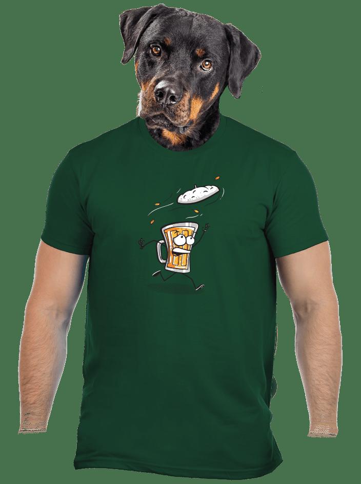 Čepice pánské tričko