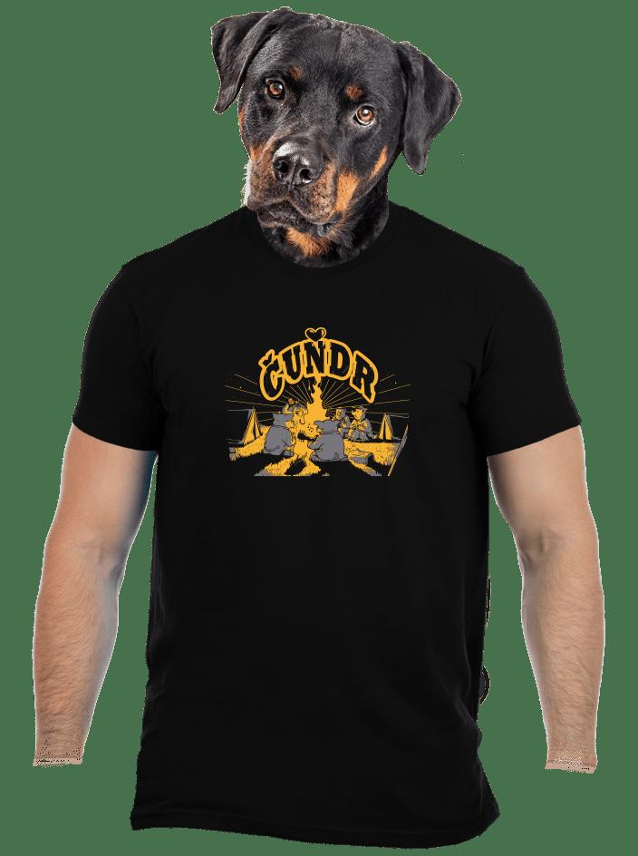 Čuňdr pánské tričko