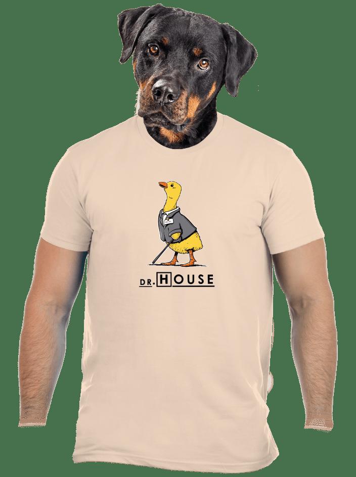 Dr. House pánské tričko