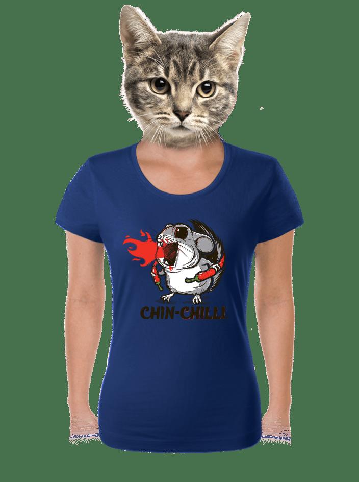 Chinchilli dámské tričko