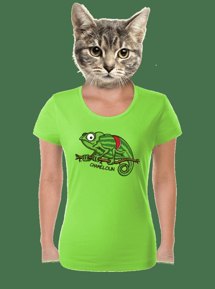Chameloun dámské tričko