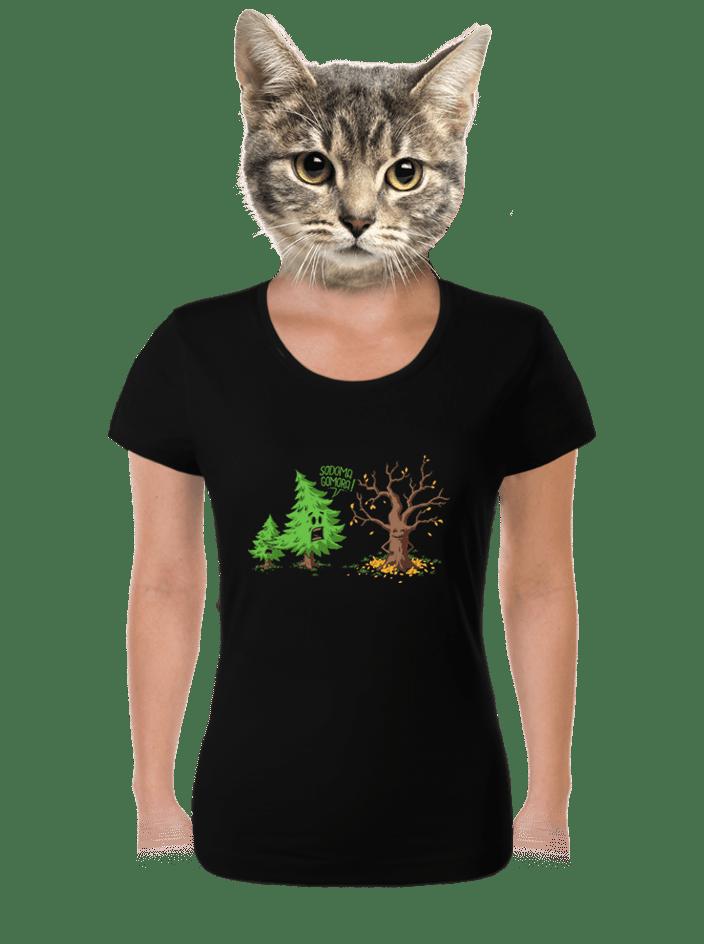 Sodoma Gomora dámské tričko