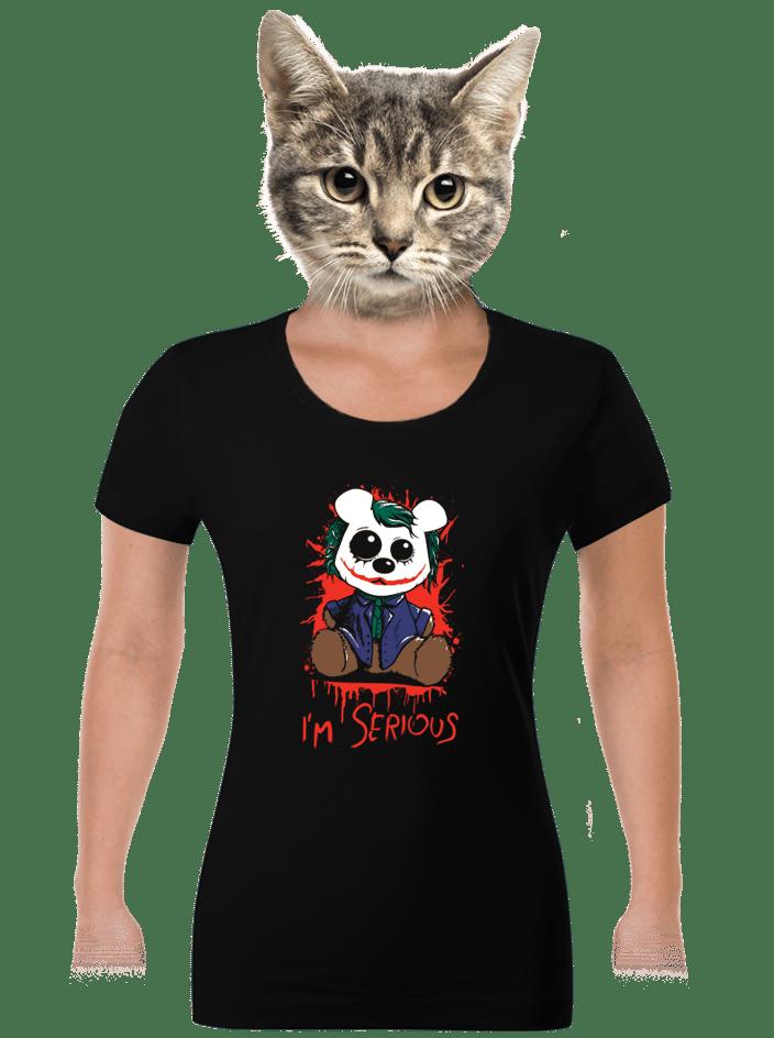 Serious dámské tričko