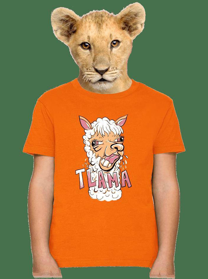 Tlama dětské tričko