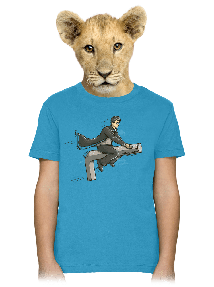 Harry na inbusu dětské tričko