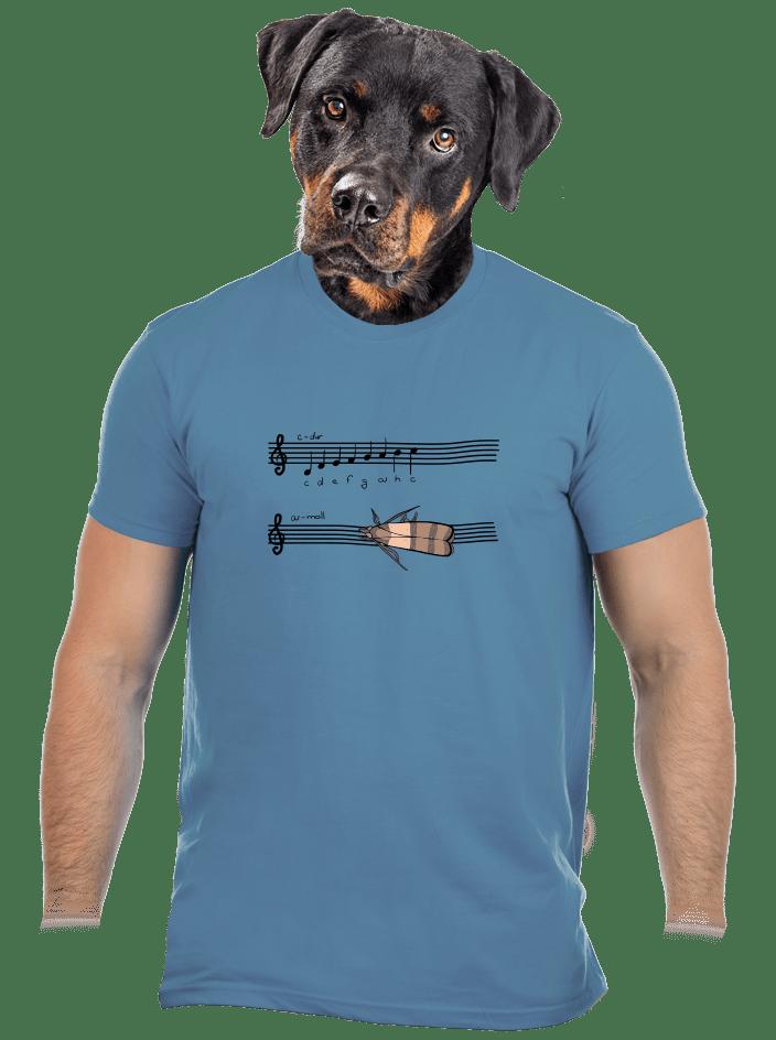 A - moll pánské tričko