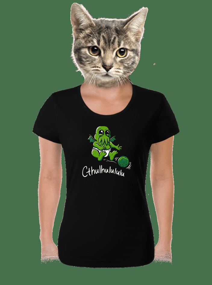 Cthulhululu dámské tričko