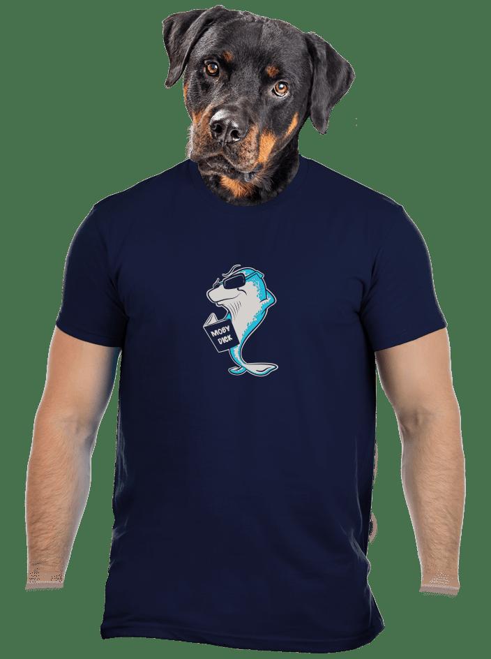 Moby Dick pánské tričko