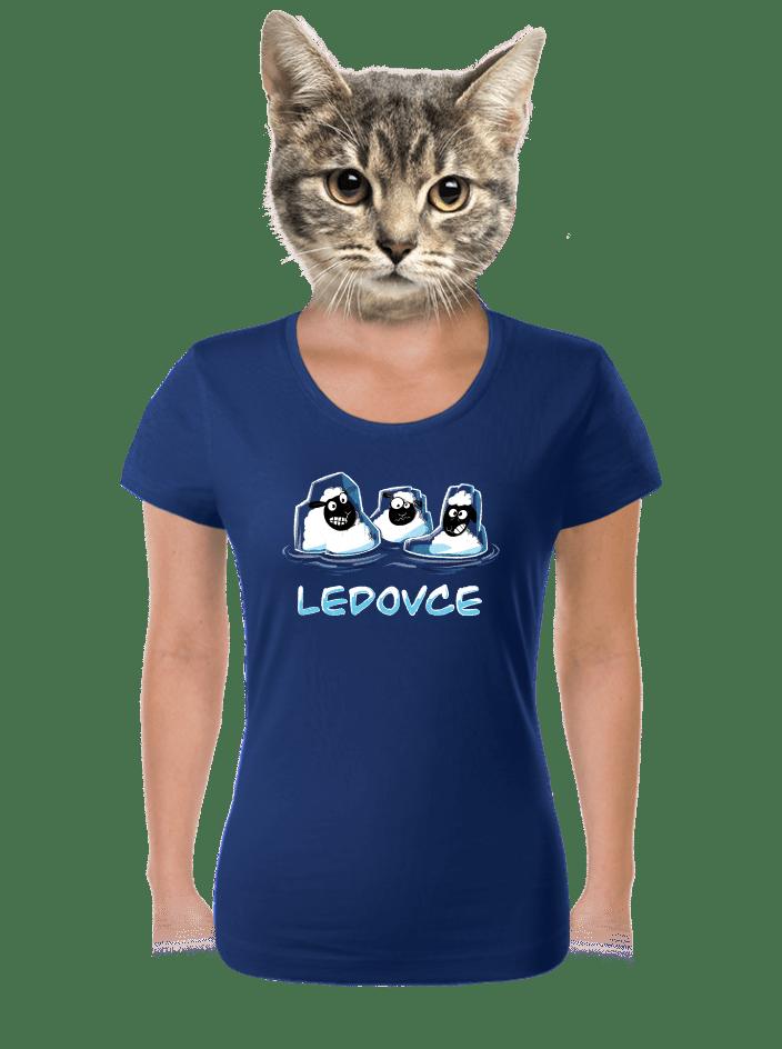 Ledovce dámské tričko