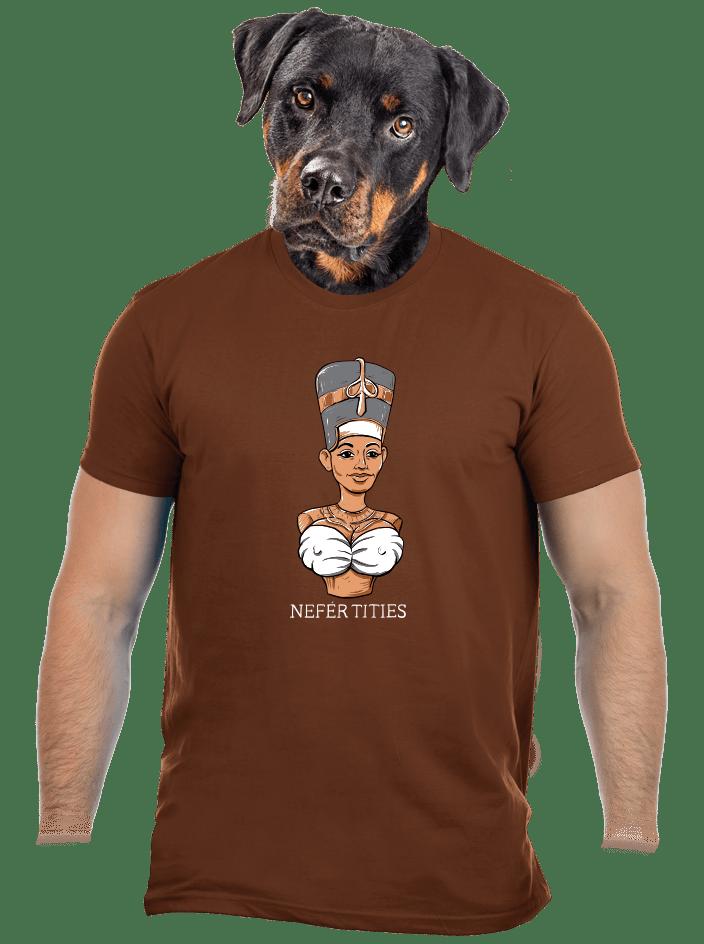 Nefertities pánské tričko