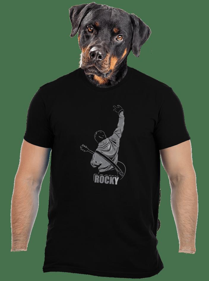 Rocky pánské tričko