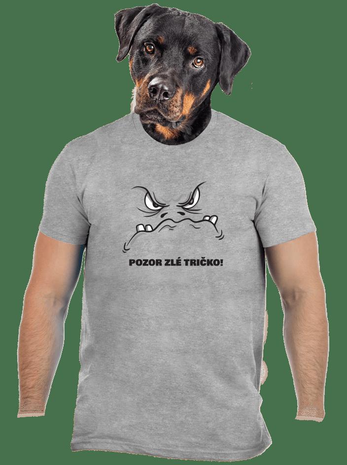 Zlé tričko pánské tričko
