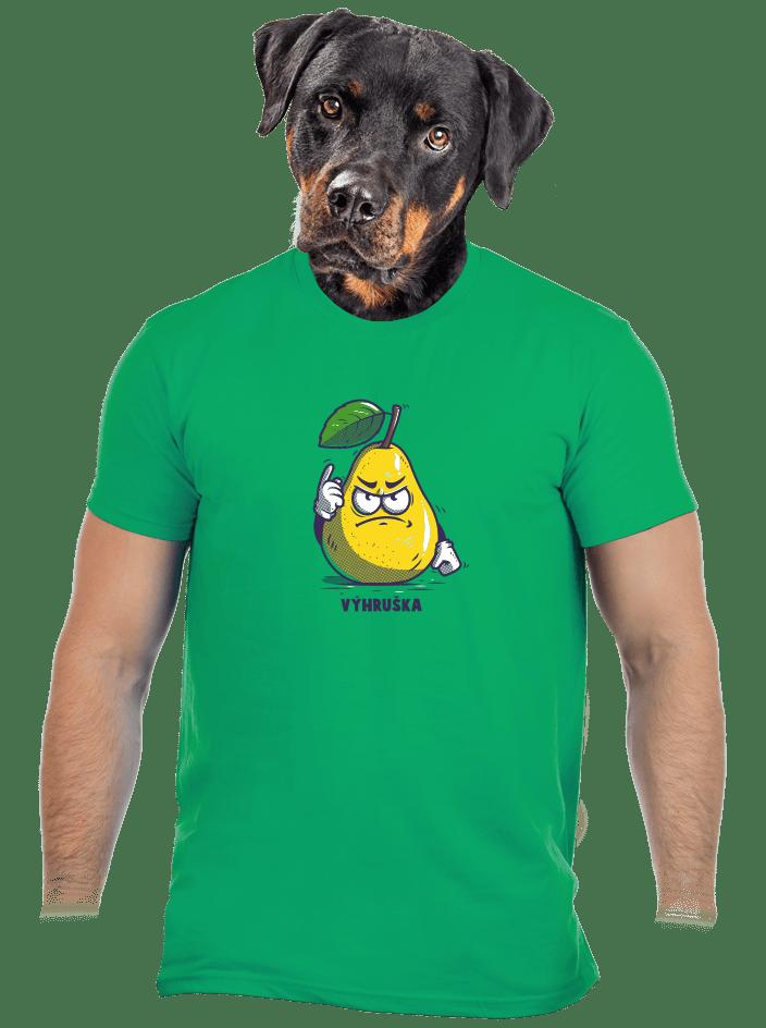 Výhruška pánské tričko