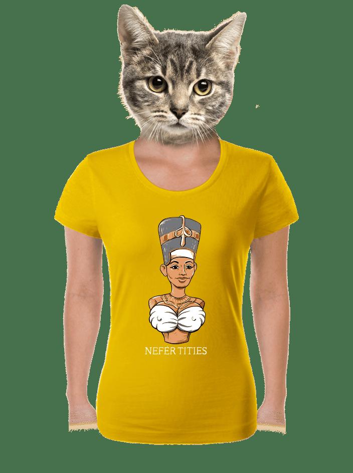 Nefertities dámské tričko