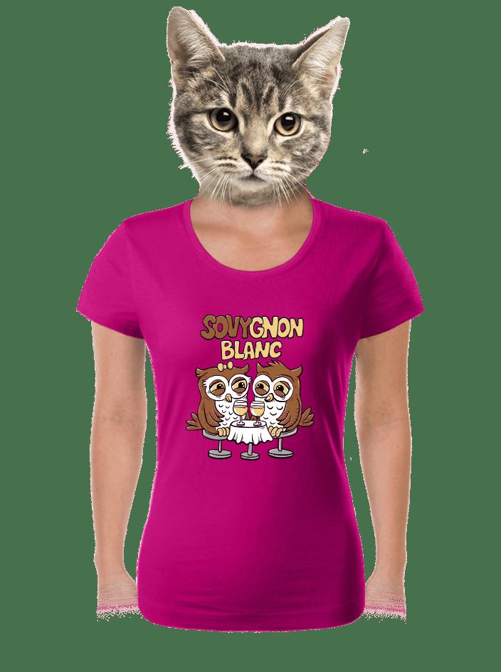 Sovygnon dámské tričko