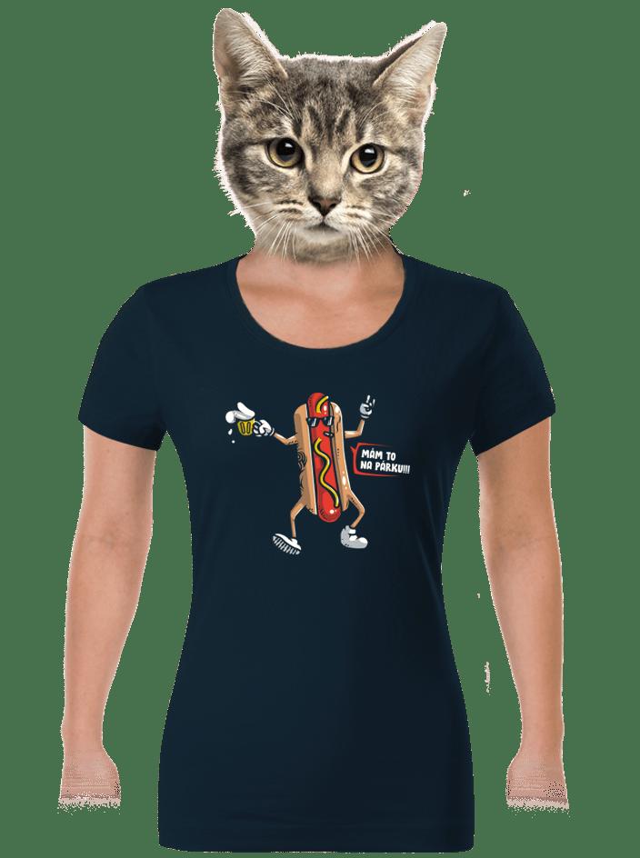 Na párku dámské tričko