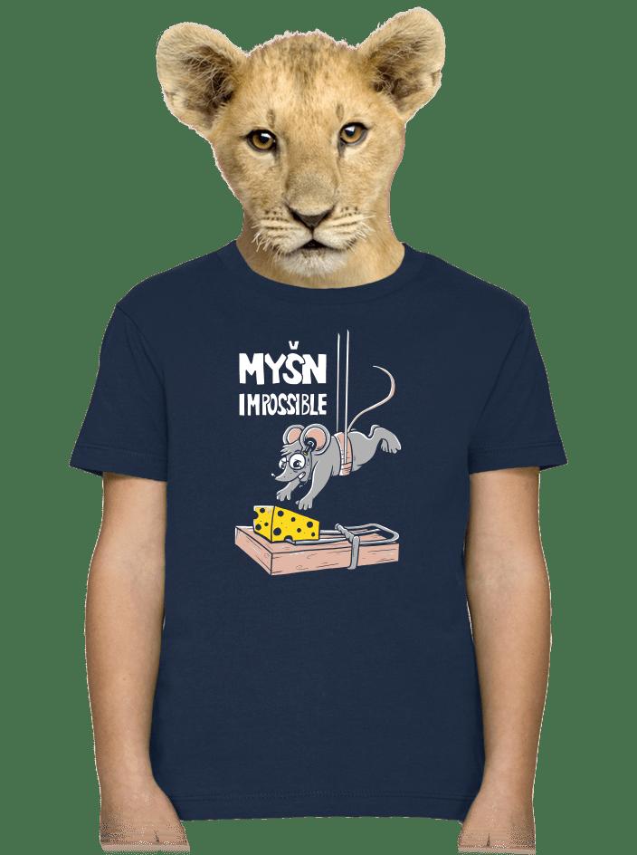 Myšn Impossible dětské tričko
