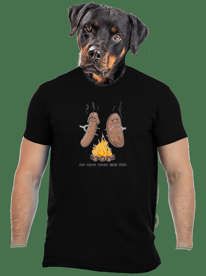 Dark side pánské tričko