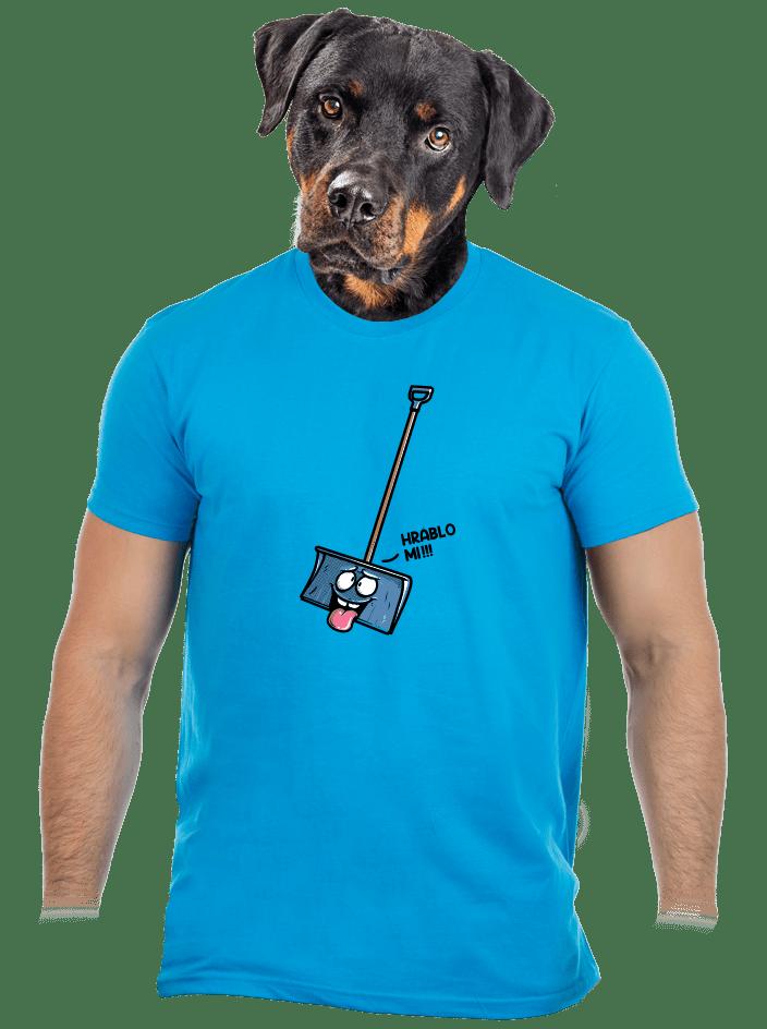 Hráblo pánské tričko