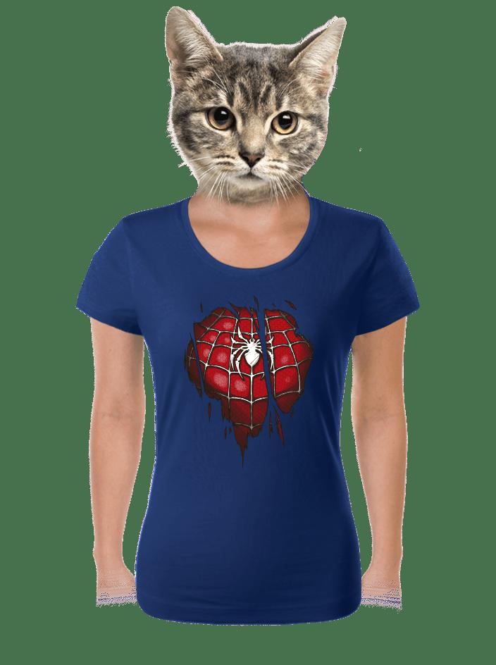 Spider Inside dámské tričko