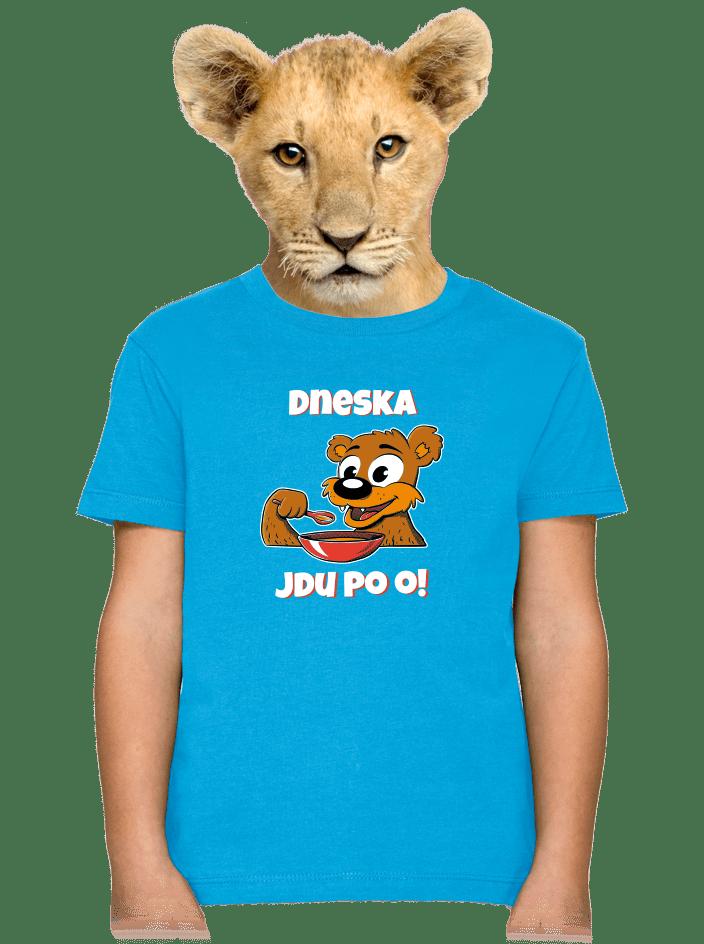 Dneska jdu po o dětské tričko