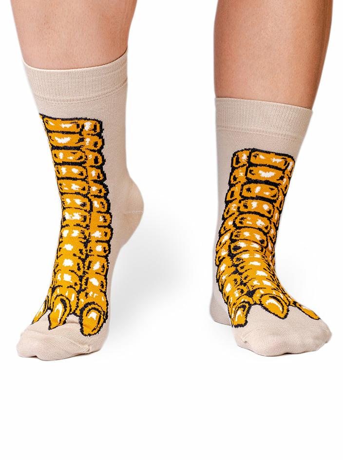Dinožky ponožky