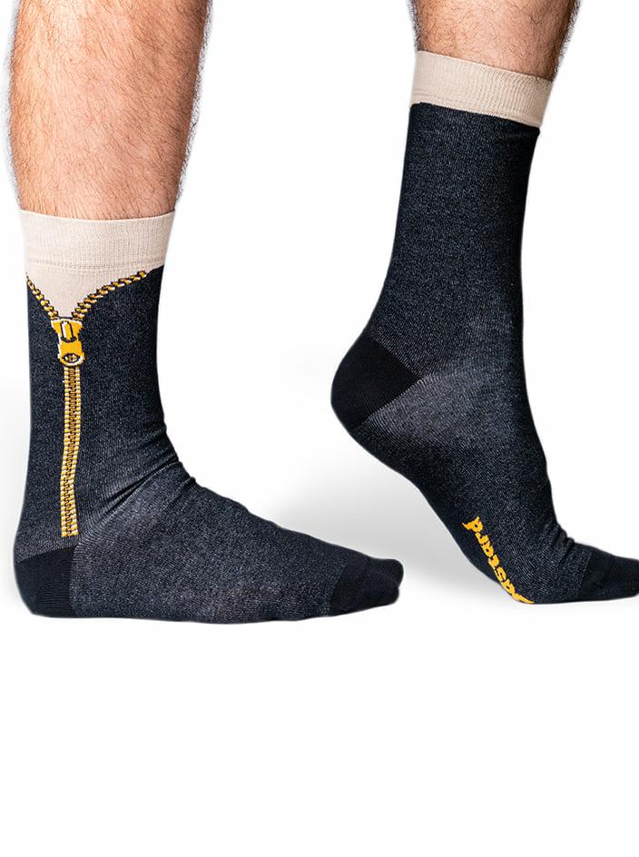 Zip ponožky