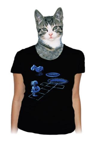 Panák dámské tričko