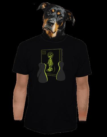 Rentgen pánské tričko