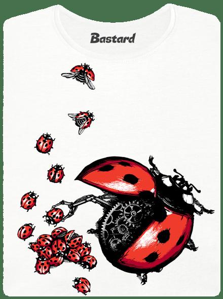 Bastard Ladybird Factory bílé dámské