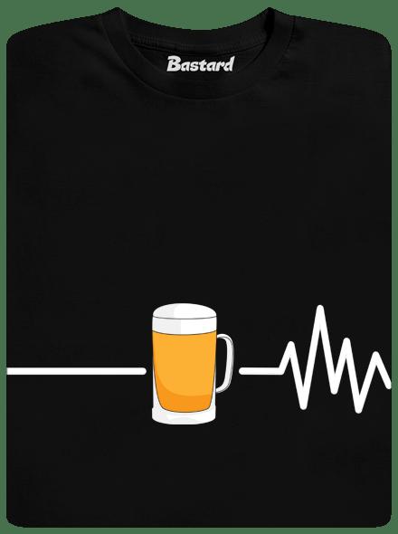 Bastard Beer help pánské tričko