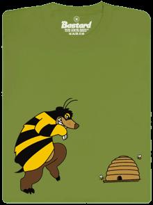 Bastard Pan včelka pánské tričko