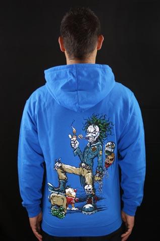 Evil Clown pánská mikina