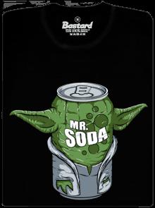 Bastard Mr. Soda pánské tričko
