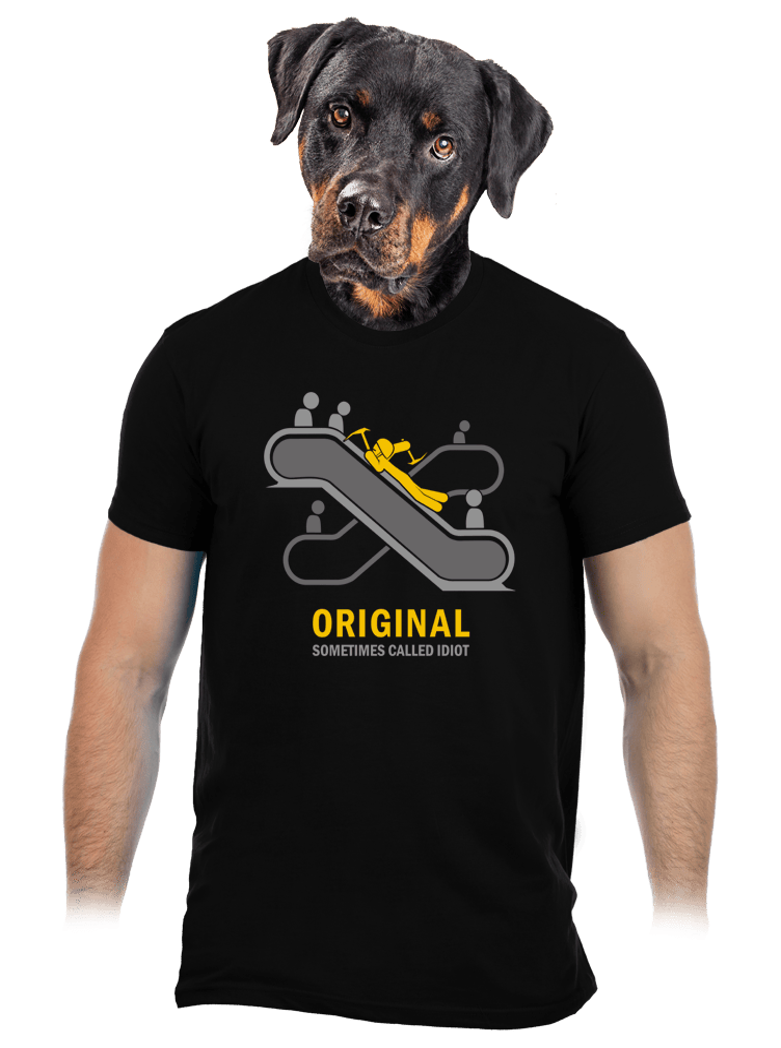 Original pánské tričko