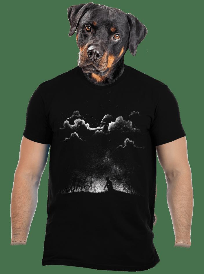 Nightmare pánské tričko - nový střih