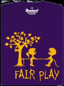 Bastard Fair play pánské tričko