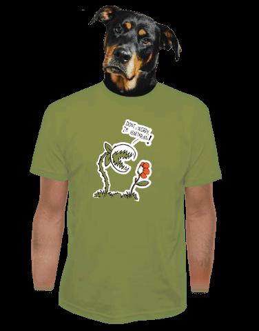 Vegetarián pánské tričko