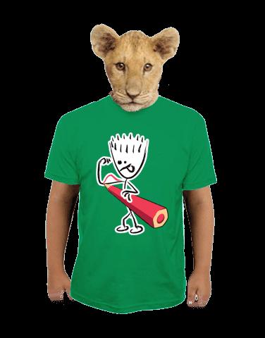 Svaly dětské tričko