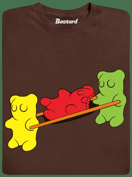 Bastard Gumídci dětské tričko